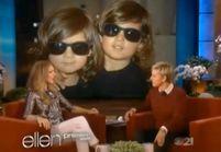 Les jumeaux de Céline Dion vont devoir se couper les cheveux