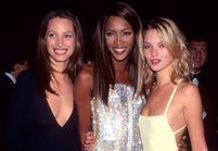 Les photos rétro des top models des années 90!