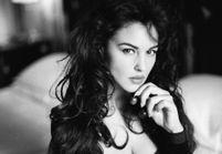 Ma première interview dans ELLE : Monica Bellucci en 1989