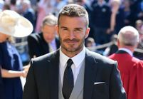 Mariage du prince Harry et Meghan Markle : le touchant message de David Beckham