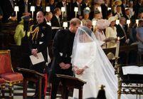 Mariage princier : la petite phrase qu'a chuchotée Harry à Meghan quand elle est entrée dans l'église