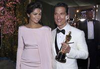Matthew McConaughey oscarisé et prêt pour un nouvel enfant !