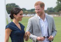 Meghan Markle et le prince Harry : le couple plus amoureux que jamais à un match de polo