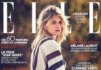 Mélanie Laurent, une cover girl engagée pour ELLE cette semaine!