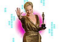 Meryl, Emma, Helen, Susan : les sexas les plus cool d'Hollywood