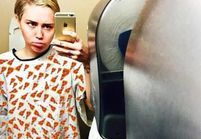 Miley Cyrus s'amuse pendant son hospitalisation