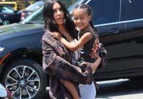 North West : à 4 ans, la fille de Kim Kardashian est déjà en talons !