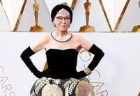 Oscars 2018 : l'actrice Rita Moreno porte la même robe à 56 ans d'écart !