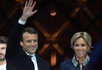Passation de pouvoir Hollande-Macron : pourquoi Brigitte n'est-elle pas aux côtés du nouveau président ?
