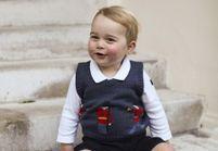 Pour Noël, le prince George nous offre de nouvelles photos officielles