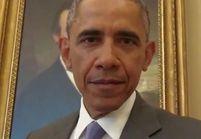 #PrêtàLiker : Barack Obama imite Frank Underwood de « House of Cards »