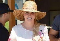 #PrêtàLiker : Britney Spears recrée la couverture d'un de ses disques avec ses enfants