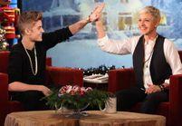 Quand Ellen DeGeneres et Justin Bieber surprennent leurs fans