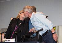 Quand Harrison Ford retrouve la princesse Leïa au Comic-Con