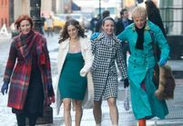 Quand Sarah Jessica Parker revient sur le plateau de Sex and the City