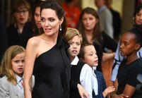 Rappelée à l'ordre, Angelina Jolie pourrait perdre la garde de ses enfants