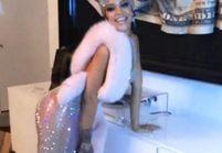 Regardez Rihanna twerker dans sa robe transparente aux CFDA Awards