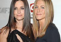 Retrouvailles inattendues entre Jennifer Aniston et Courteney Cox