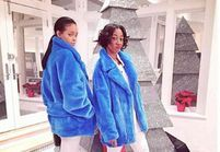 Rihanna, Cara Delevingne, Beyoncé : le Noël des stars en photos