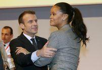 Rihanna et Emmanuel Macron : retrouvailles à Dakar