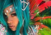 Rihanna : reine du carnaval de la Barbade