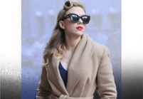 Scarlett Johansson : son évolution mode en photos