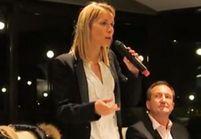 Tiphaine Auzière, la fille de Brigitte Macron, grand soutien d'Emmanuel Macron