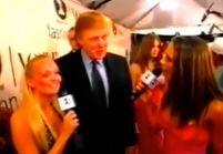 Vidéo : Donald Trump effraie une Spice Girl avec une réplique sexiste