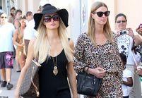 Virée shopping pour les sœurs Hilton à Saint Tropez