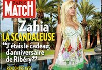 Zahia, « l'escort-girl » se confie à « Paris Match »