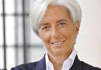 Une journée avec Christine Lagarde
