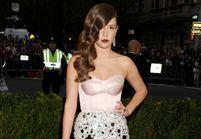 Le look du jour : Adèle Exarchopoulos, en Prada au gala du Met 2014