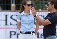 Le look du jour: Charlotte Casiraghi à cheval!
