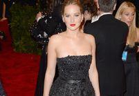 Le look du jour: Jennifer Lawrence