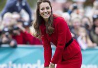 Le look du jour: Kate Middleton et son tailleur rallongé pour ne pas vexer la reine !
