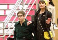 Le look du jour: Lea Michele dans le métro de New York!