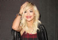 Le look du jour : Rita Ora au défilé DKNY