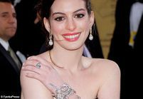 Anne Hathaway, l'actrice aux multiples looks
