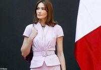 Carla Bruni-Sarkozy, ses basiques mode de First Lady