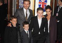 Les enfants Beckham, le style en héritage
