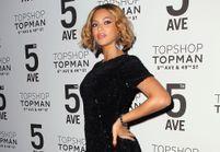 Brochette de it girls à la soirée d'inauguration d'une nouvelle boutique Topshop à New York