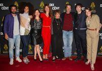 Dix pour cent : Monica Bellucci, Camille Cottin, Béatrice Dalle réunies à l'avant-première de la saison 3 !