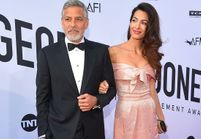 George et Amal Clooney, soirée en amoureux devant Jennifer Aniston et Courteney Cox !