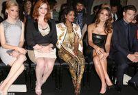 Jessica Alba, MIA, et toutes les fashionistas des défilés