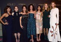 Les égéries L'Oréal réunies pour célébrer les femmes