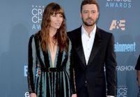 Justin Timberlake et Jessica Biel, stars des Critics Choice Awards