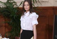Réunion de stars à la Brasserie Gabrielle pour le défilé Chanel 2015-2016
