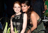 Salma Hayek et Emma Stone font la fête au Gala in the Garden !
