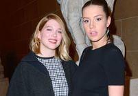 Pamela Anderson, Catherine Deneuve, Isabelle Huppert : les stars au premier rang des défilés de la Fashion Week de Paris