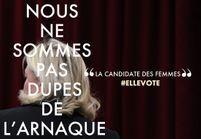 Non, nous ne voterons pas pour Marine Le Pen